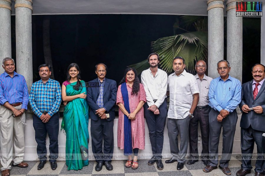 Aditi Balan And Others At The Inauguration Of Mexican Film Festival