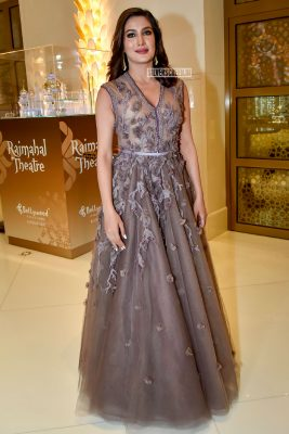 Mehwish Hayat At The Re-launch of Filmfare Middle East