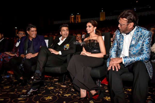 Deepika Padukone At The Re-launch of Filmfare Middle East