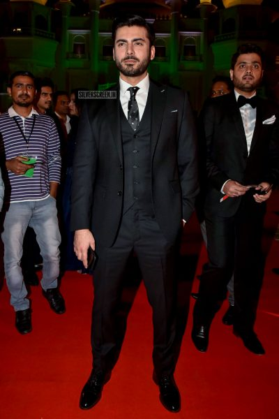 Fawad Khan At The Re-launch of Filmfare Middle East