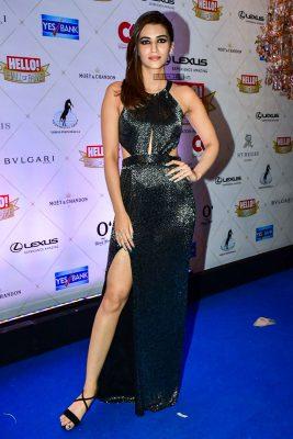 Kriti Sanon At The Hello Hall Of Fame Awards