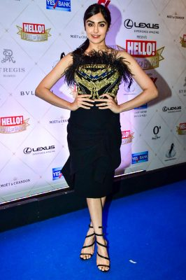 Celebs at The Hello Hall Of Fame Awards