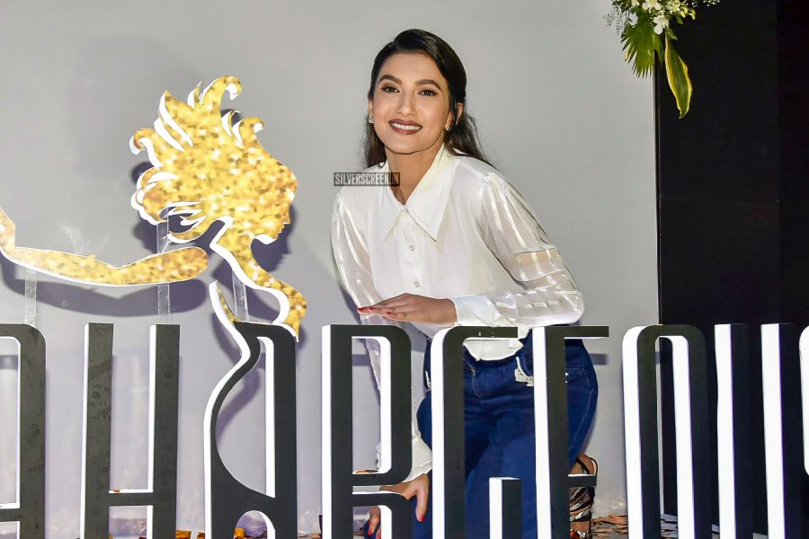 Gauhar Khan Launches Her Own Fashion Label