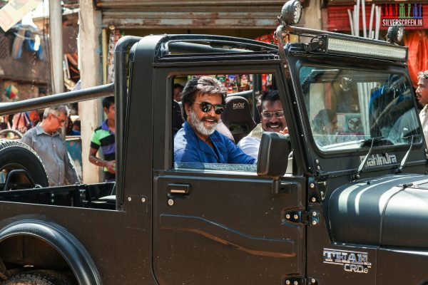 Kaala Movie Stills Starring Rajinikanth