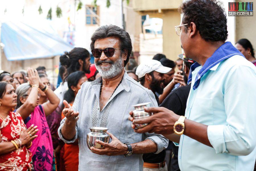 Kaala Movie Stills Starring Rajinikanth