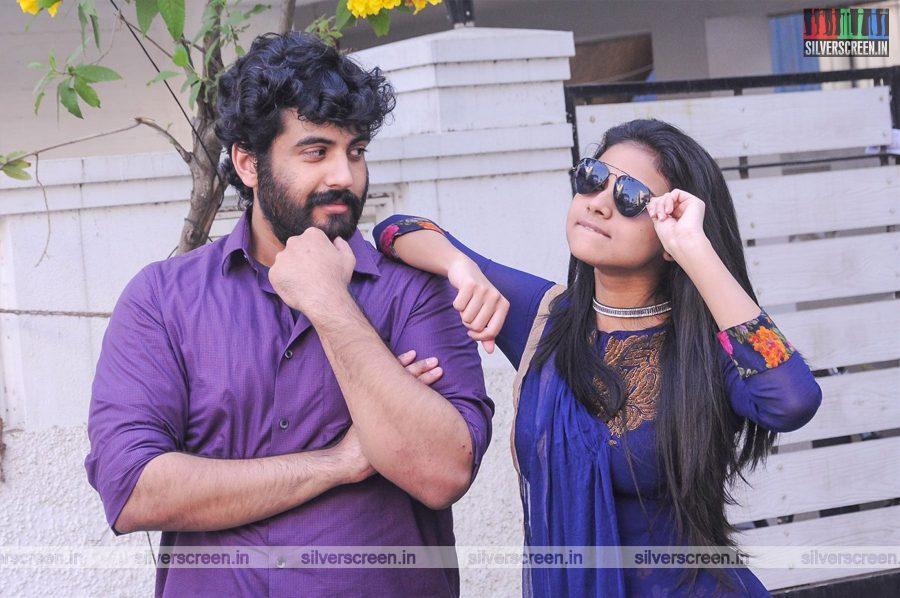 Kalaasal Movie Stills Starring Ram Kesav And Jovitha