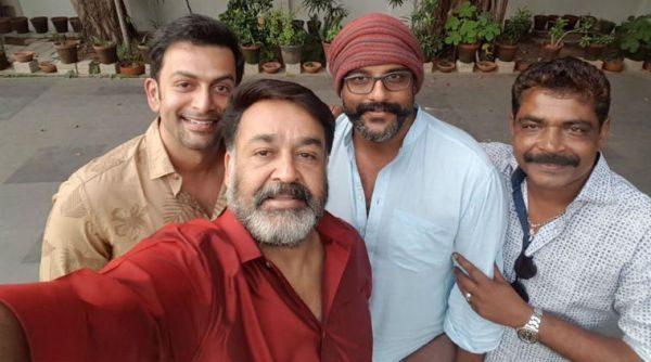 Mohanlal Heaps Praise On Prithviraj & The Lucifer Team
