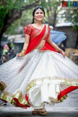 Meghali Photoshoot Stills
