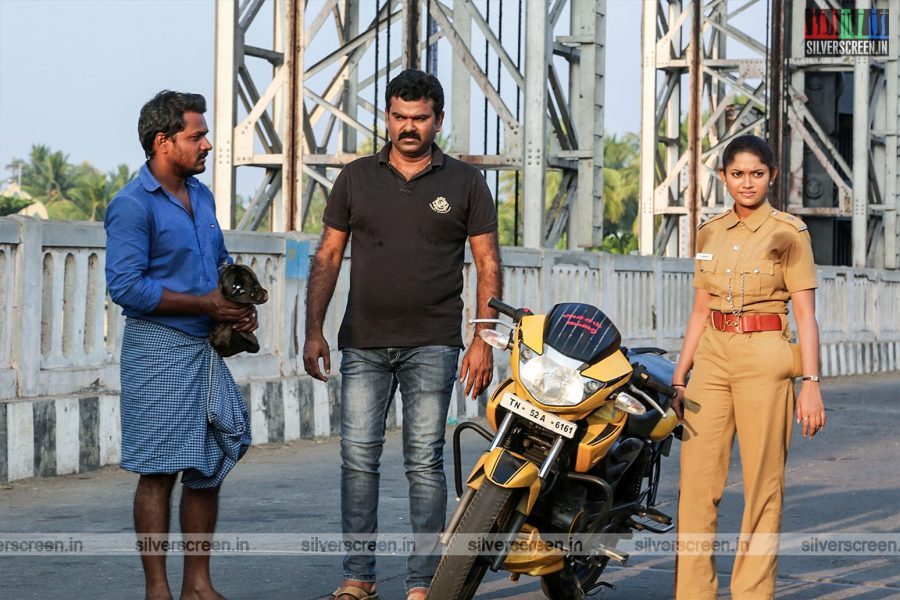 Miga Miga Avasaram Movie Stills Starring Sri Priyanga