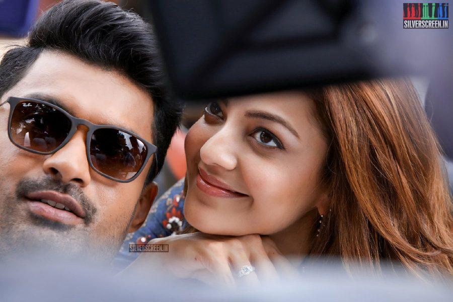 MLA Movie Stills Starring Nandamuri Kalyanram, Kajal Aggarwal
