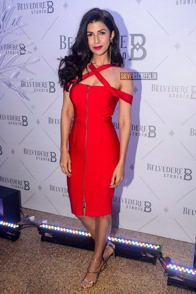 Sidharth Malhotra, Vaani Kapoor, Nimrat Kaur, Athiya Shetty At The Red Carpet Of Belvedere Studio B