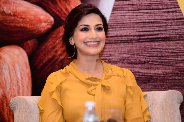 Sonali Bendre At An Event By Almond Board Of CA