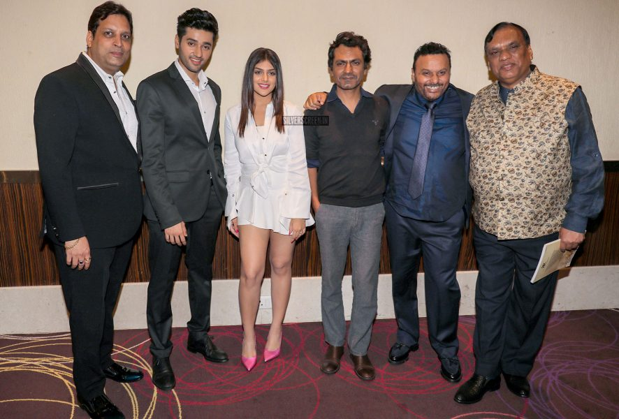 Sunny Deol, Nawazuddin Siddiqui At The 'Genius' Wrap-Up Party