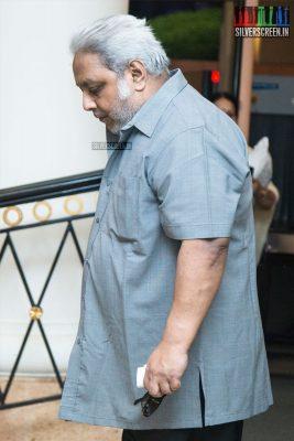 Celebrities At The Sridevi Prayer Meet