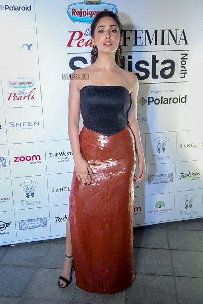 Yami Gautam At The Femina Stylista North 2018 In Delhi