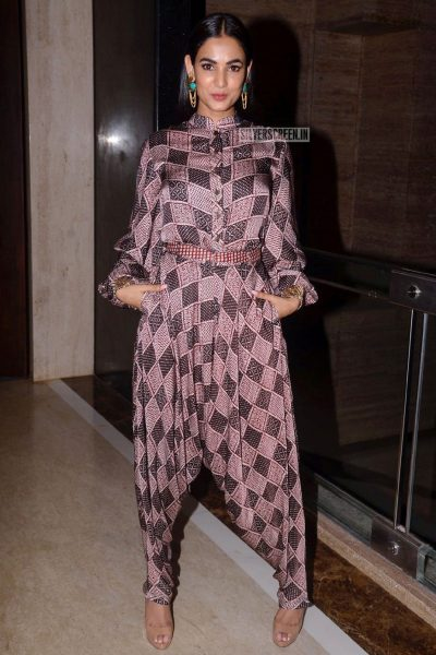 Sonal Chauhan At The Elle Graduate Evening 2018