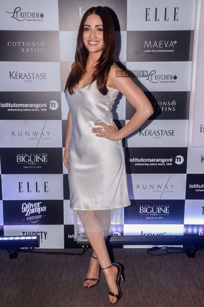Yami Gautam At The Elle Graduate Evening 2018