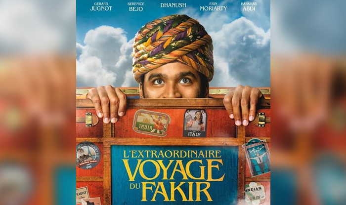 Dhanush's 'The Extraordinary Journey of The Fakir' to be screened at Cannes