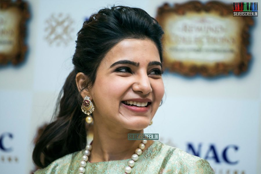 Samantha Akkineni opens up on the casting couch