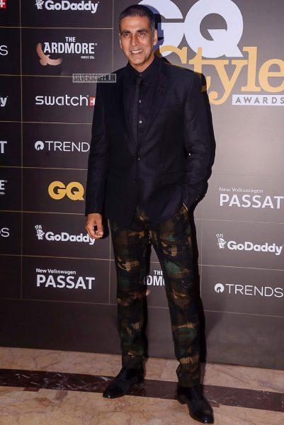 Akshay Kumar At The GQ Style Awards