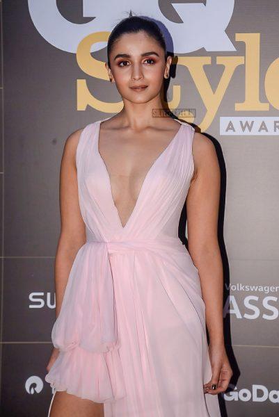 Alia Bhatt At The GQ Style Awards