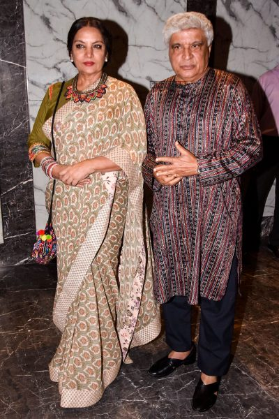 Asha Bhosle, Shabana Azmi, Javed Akhtar Celebrate Poonam Dhillon's Birthday