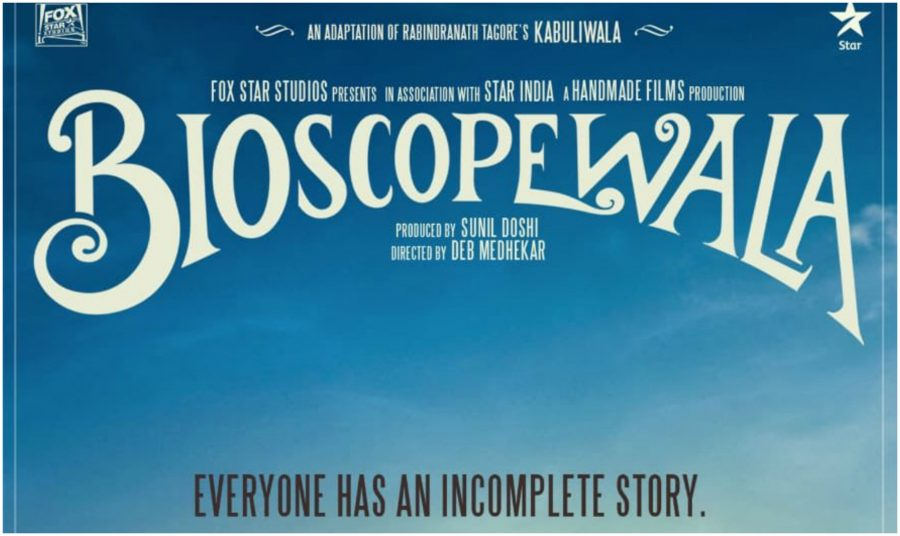 Bioscopewala' First-Look Out: Rabindranath Tagore's Short Story