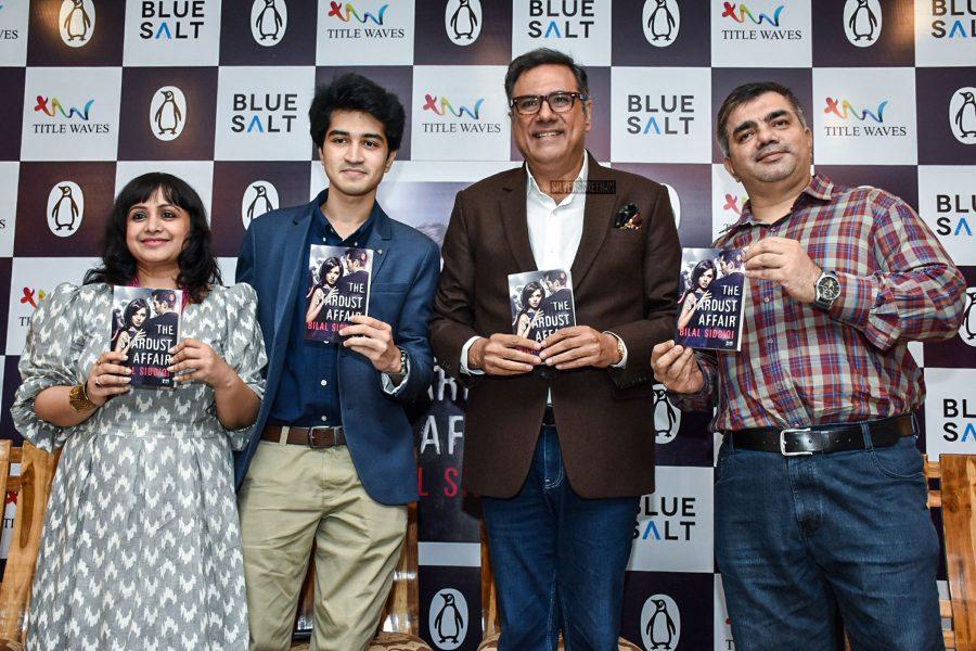 Boman Irani At The Launch Of Bilal Siddiqi's 'The Stardust Affair' Book