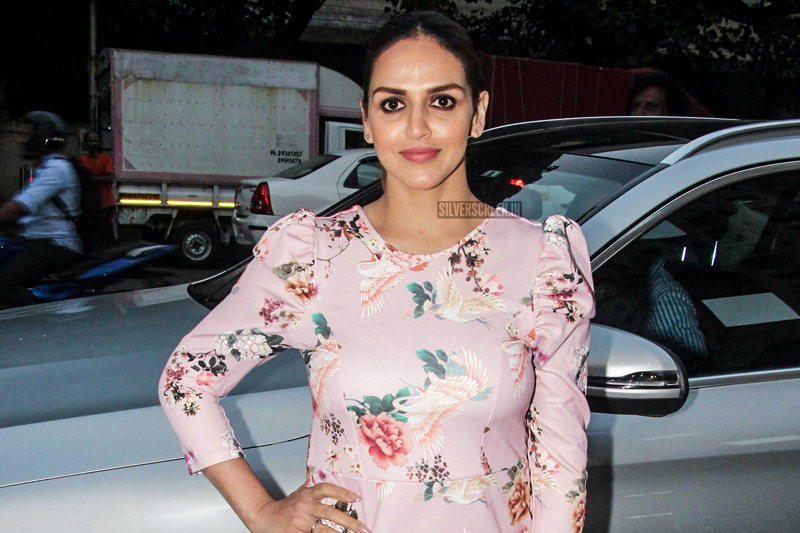 Esha Deol Unveils The Latest Edition Of Society Interiors Magazine