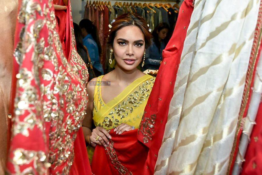 Esha Gupta Launches Her Sister Neha Gupta's Fashion Line Ranian