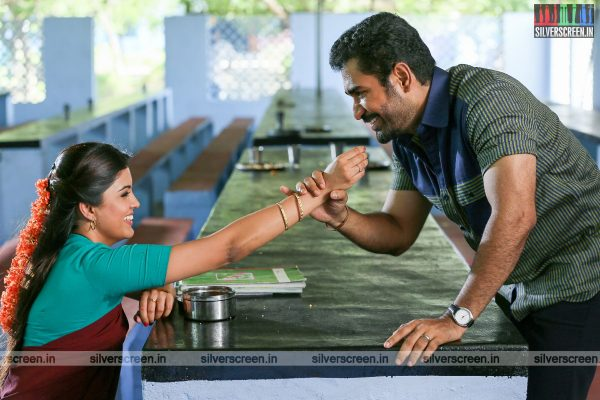Kaali Movie Stills Starring Vijay Antony, Amritha And Others