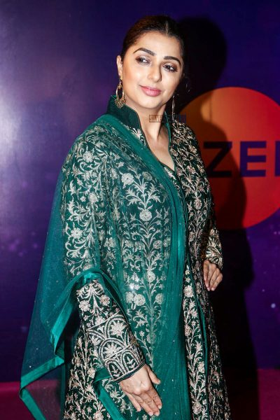 Bhumika At The Zee Apsara Awards