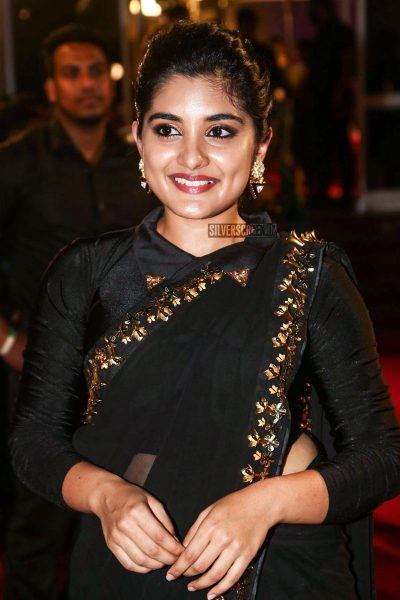 Nivetha Thomas At The Zee Apsara Awards