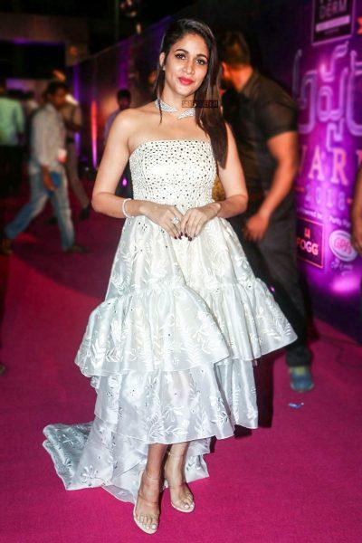 Lavanya Tripathi At The Zee Apsara Awards