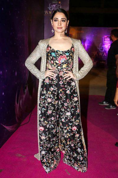 Tamannaah At The Zee Apsara Awards