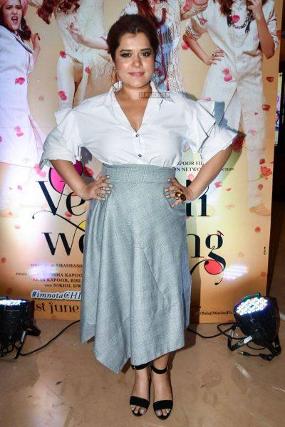 Veere Di Wedding Trailer Launch