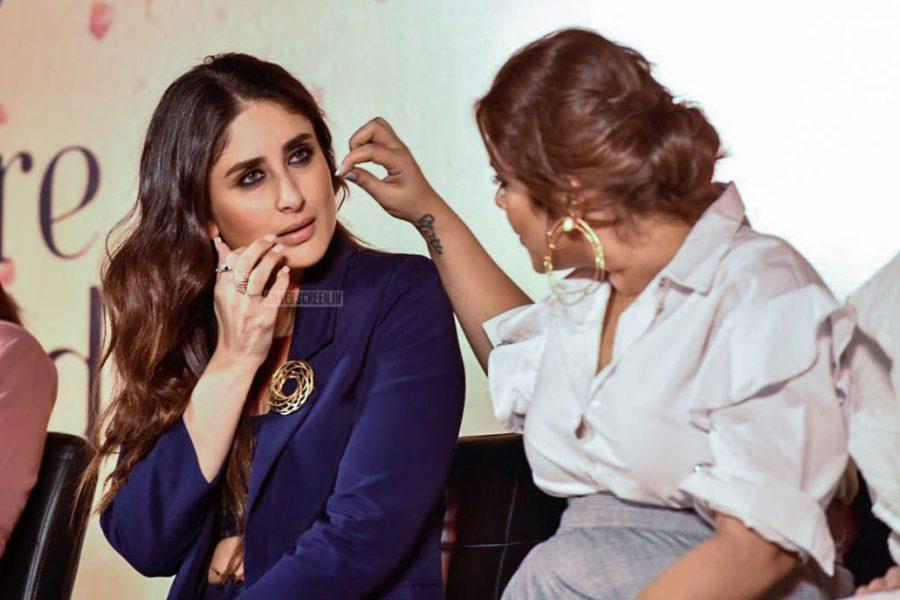 Kareena Kapoor At The Veere Di Wedding Trailer Launch