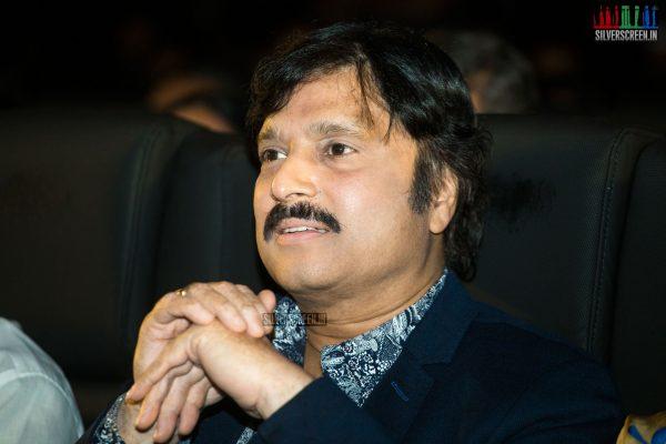Karthik At The Mr. Chandramouli Audio Launch