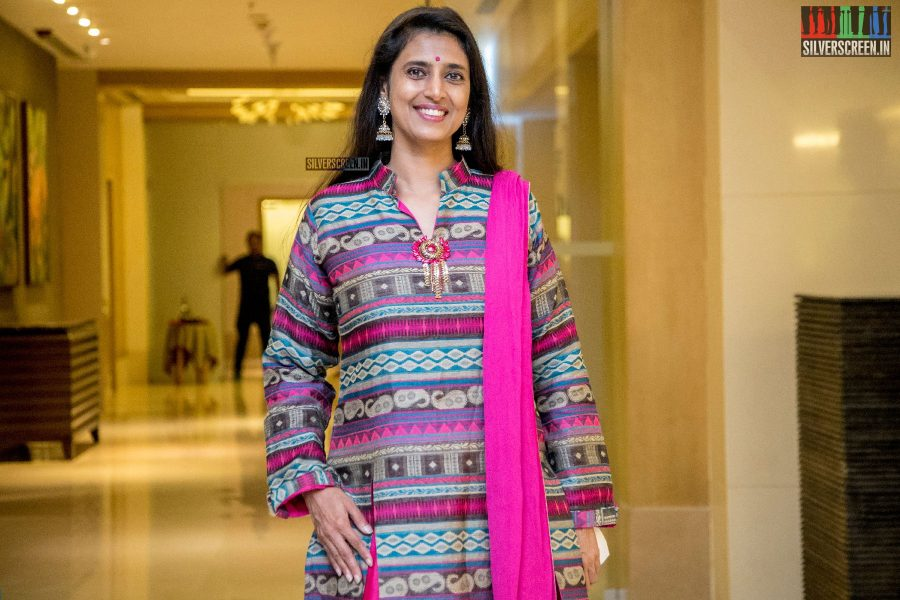 Kasthuri At The Humanitarian Awards Ceremony