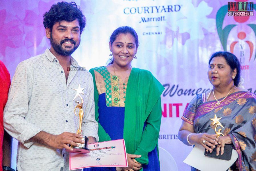 Vimal At The Humanitarian Awards Ceremony