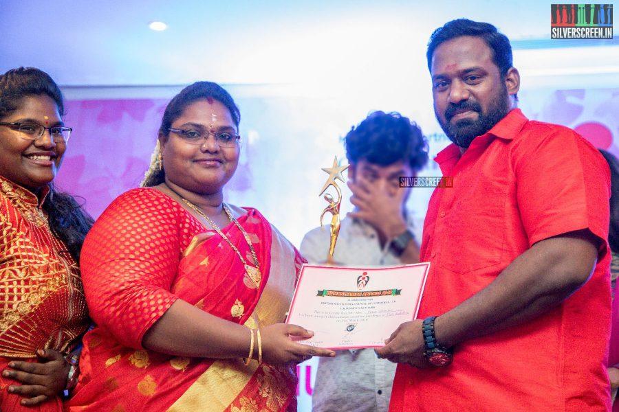 Robo Shankar At The Humanitarian Awards Ceremony