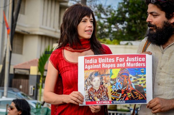 Kathua Rape Case: Film Personalities Join Protests In Mumbai