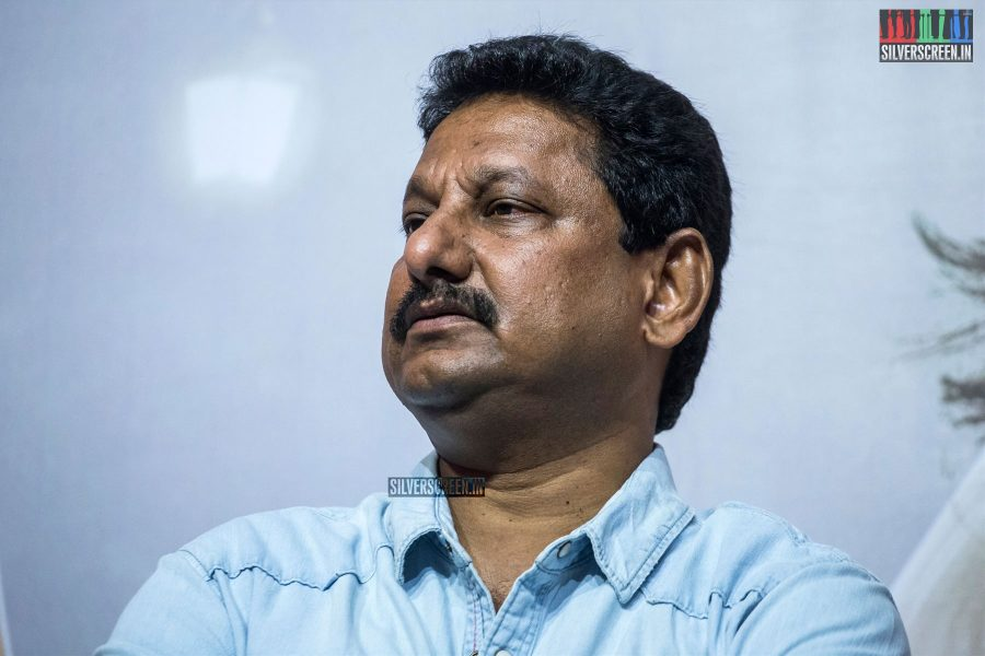 Nadigaiyar Thilagam Press Meet