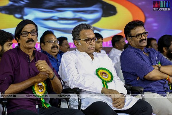 Kollywood Celebrates Vijaykanth's 40 Years In The Film Industry