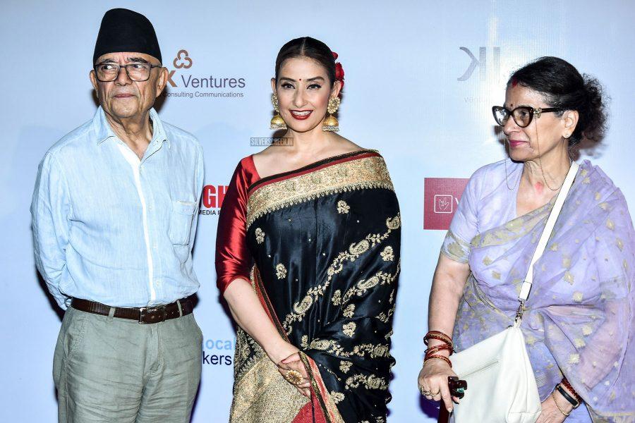 Konkana Sen Sharma, Armaan Malik, Manisha Koirala, Amit Sadh At The Dadasaheb Phalke Film Foundation Awards 2018