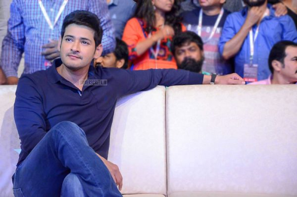 Mahesh Babu At The Bharat Bahiranga Sabha Event