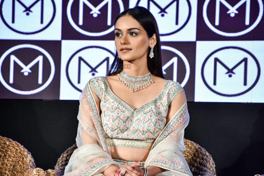 Manushi Chhillar Announced The Brand Ambassador of Malabar Gold And Diamonds