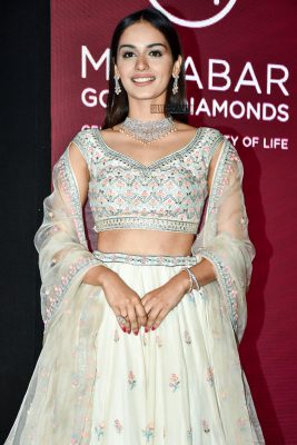 Manushi Chhillar Announced The Brand Ambassador of Malabar Gold And Diamonds