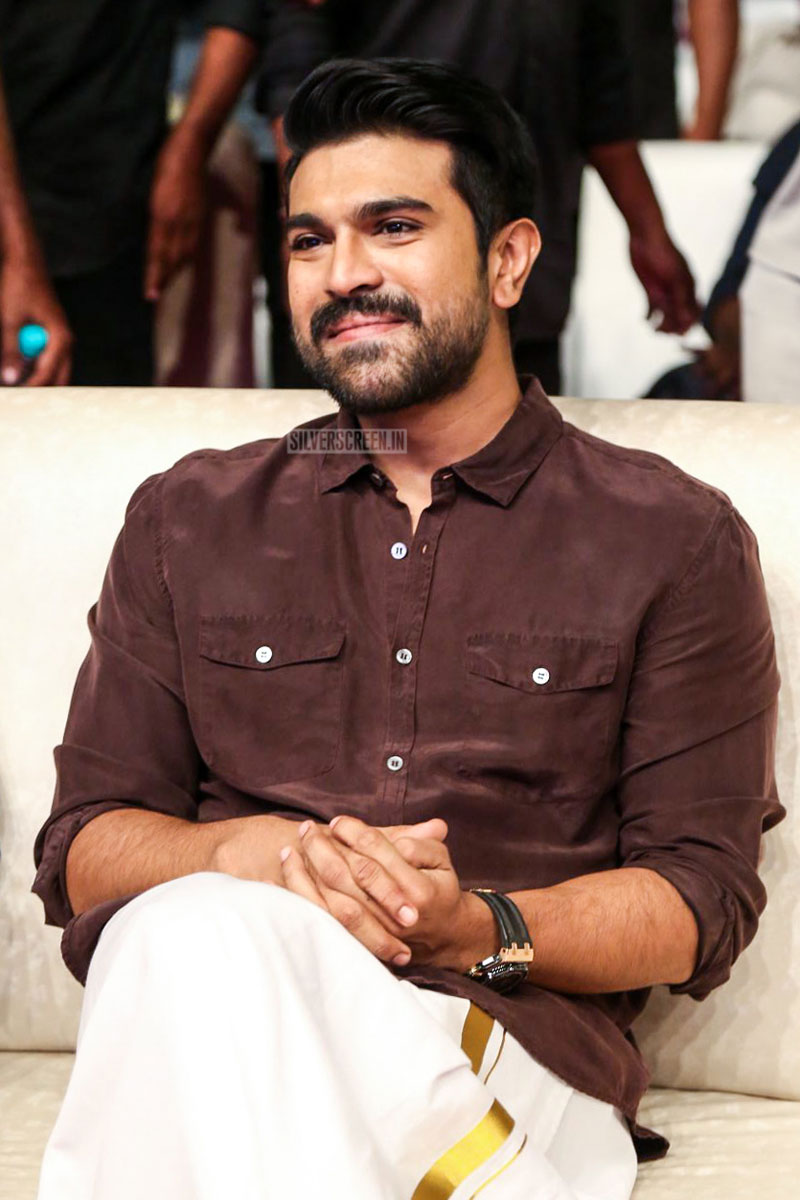 Ram Charan Pawan Kalyan Samantha And Others At The