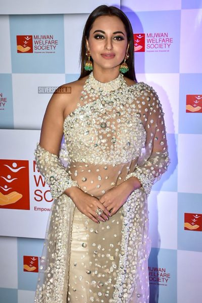 Sonakshi Sinha At The Manish Malhotra's-The Walk of Mijwan